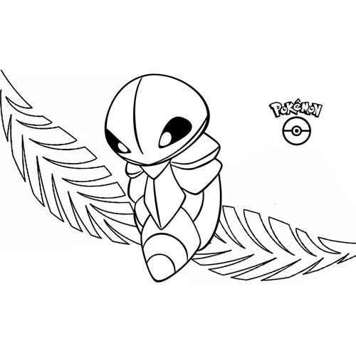 pokemon kakuma coloring book