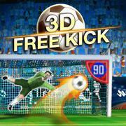 Online Game 3d Free Kick