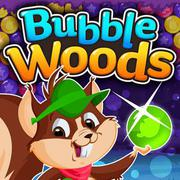 Online Game Bubble Woods