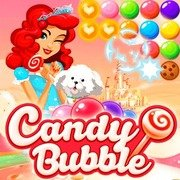 Online Game Candy Bubble