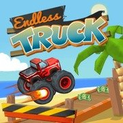 Online Game Endless Truck