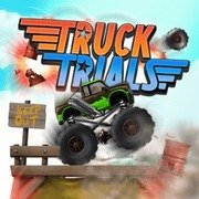 Online Game Truck Trials