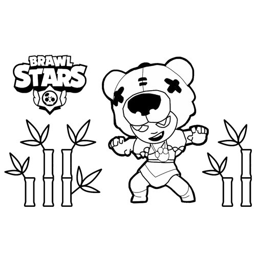 nita panda bear brawl sta coloring bookr