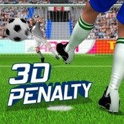 3D Penalty online game