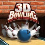 3d Bowling online game