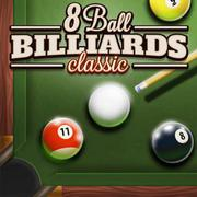 8 Ball Billiards Classic online game.
