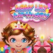 Baby Lily Birthday online gamo