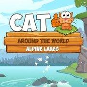 Cat Around The World online game