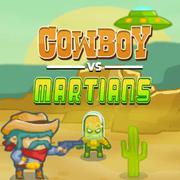 Cowboys Vs Martians online game
