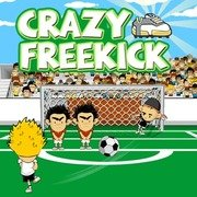 Crazy Free kick online game