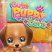 Cute Puppy Care online game