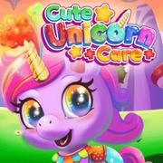 Cute Unicorn Care online game