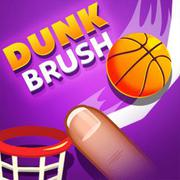 Dunk Brush online game