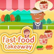 Fast Food Takeaway online game