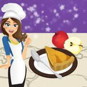 French Apple Pie online game