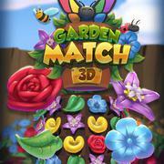 Garden Match 3d online game