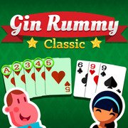 Gin Rummy Classic online game