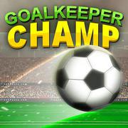 Goal keeper Champ online game.