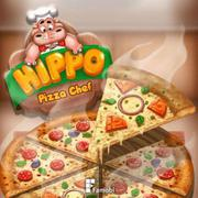 Hippo pizza Chef online game