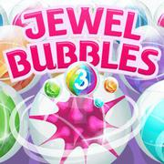 Jewel Bubbles 3 online game