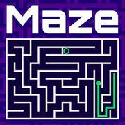 Maze online game