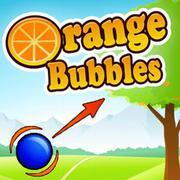 Orange Bubbles online game