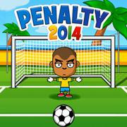 Penalty 2014 online game