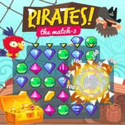 Pirates The Match 3 online game