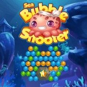 Sea Bubble Shooter online game