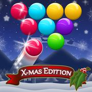 Smarty Bubbles Xmas online game