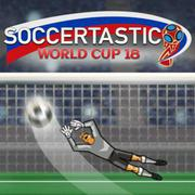 Soccertastic World Cup 18 online game