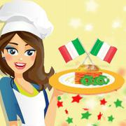 Vegetable Lasagna online game
