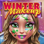 Winter Makeup online game