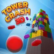 tower crash online game