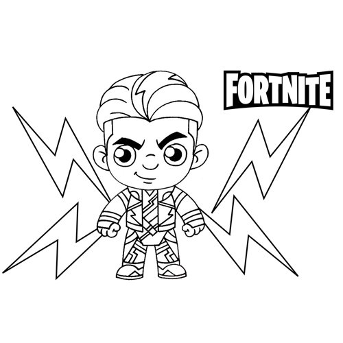 lachlan fortnite coloring book